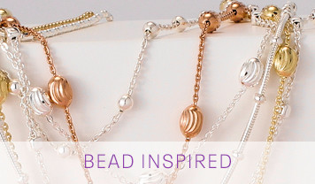 Beaded Station Chain Necklace offer banner